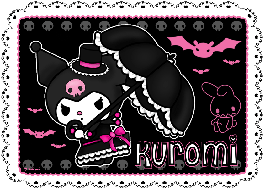 Cute Squishies Wallpaper Kuromi Images Kuromi Hd Wallpaper And Background Photos