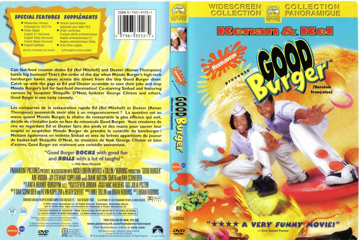 Famous Book Quotes Wallpaper Good Burger Images Good Burger Cover Dvd Hd Wallpaper And