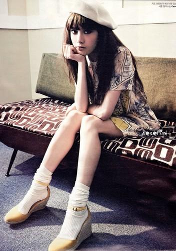 Snsd Lg 3d Tv Wallpaper Girls Generation Seo Yuyul Images Yoona W Korea Magazine