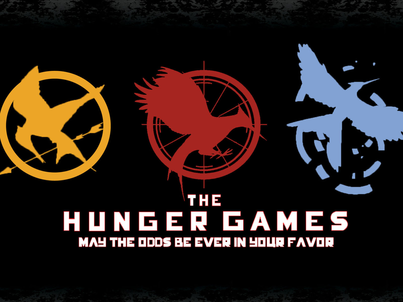 Hunger Games Mockingjay Logo