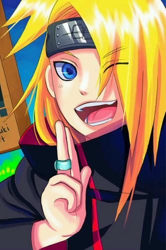 Sasori Wallpaper Hd Akatsuki Naruto Shippuden Images Deidara Hd Wallpaper