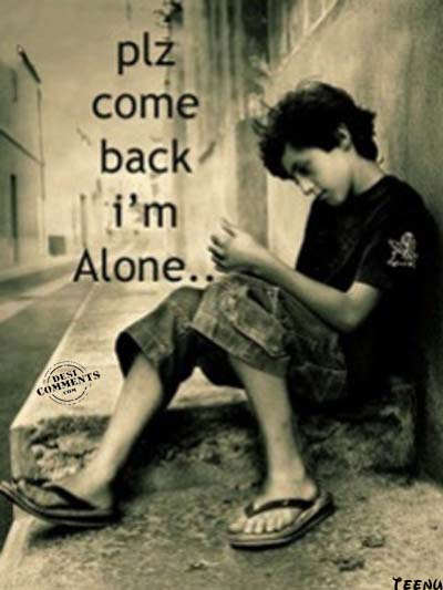 plz come back - Sad Songs Photo (30799317) - Fanpop