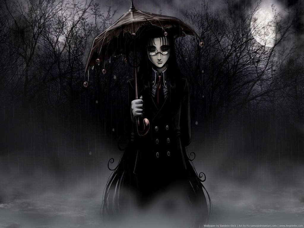 Evil Dark Spirit Girl Wallpaper Hd Goths Images Gt