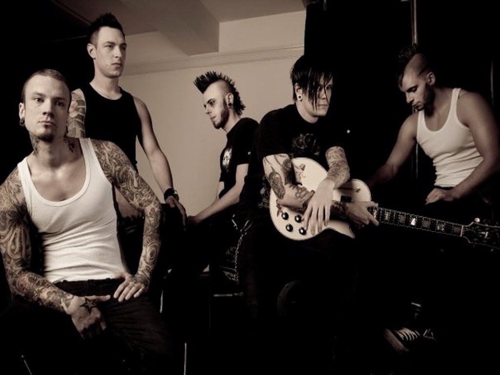 Bullet For My Valentine Wallpaper Hd Dead By April Images Dead By April Hd Wallpaper And