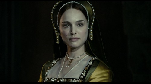 The Other Boleyn Girl Hd Wallpaper Tudor History Images Natalie Portman As Anne Boleyn Hd