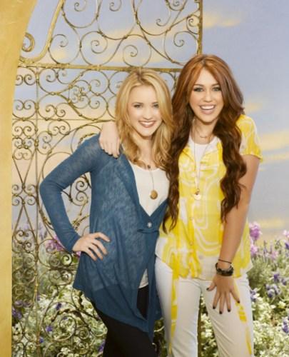 Miley and Lily montana4hannah