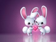 Cute Bunny Love