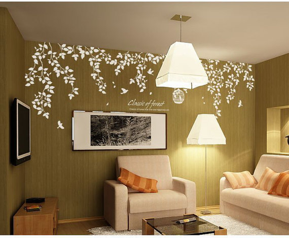 classic forest wall stickers home decorating photo wall decoration sticker wall decals wall stickers buy wall stickers