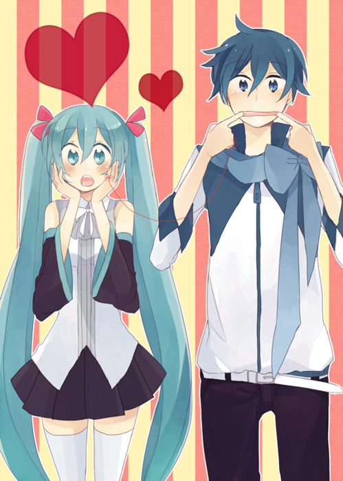 Cute Happy Faces Wallpaper Miku Kaito Images Funny Faces Wallpaper And Background