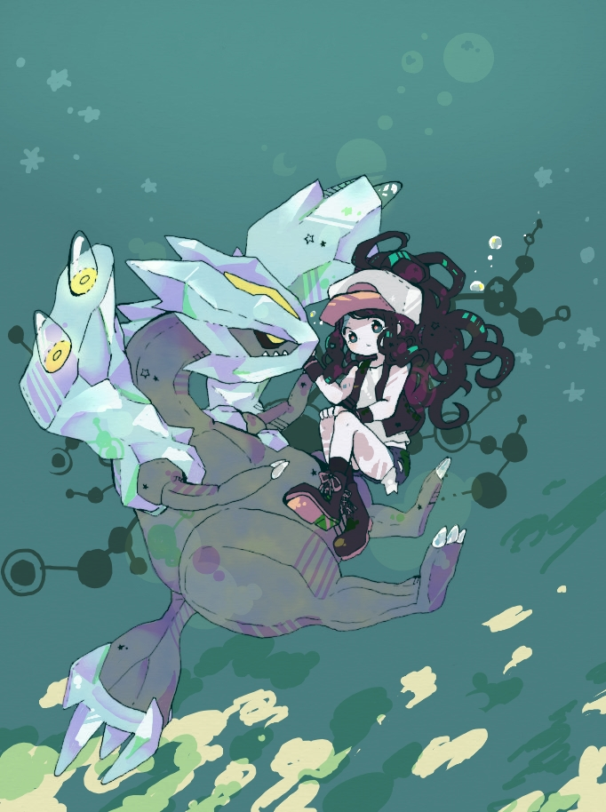 Pokemon Wallpaper Black And White Pokemon Hilda Touko White Images Touko Hd Wallpaper And