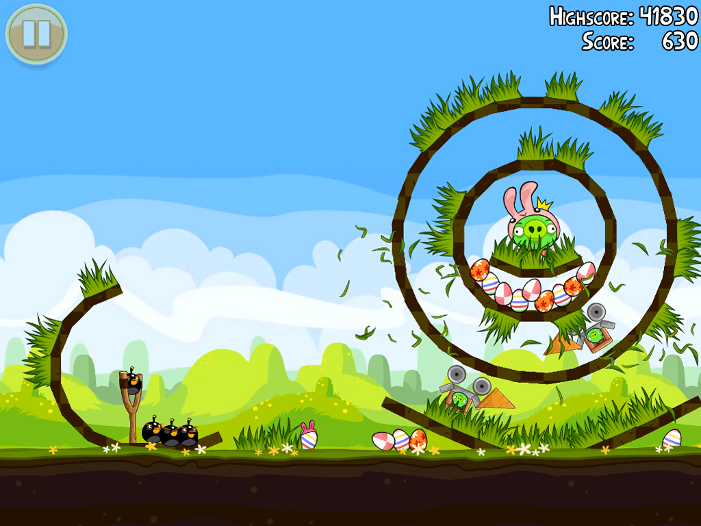 Angry Bird Space Wallpaper 3d Angry Birds Seasons Angry Birds Photo 31904729 Fanpop