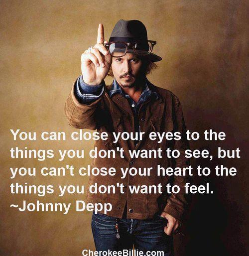 Johnny Quotes - Johnny Depp Fan Art (31988799) - Fanpop