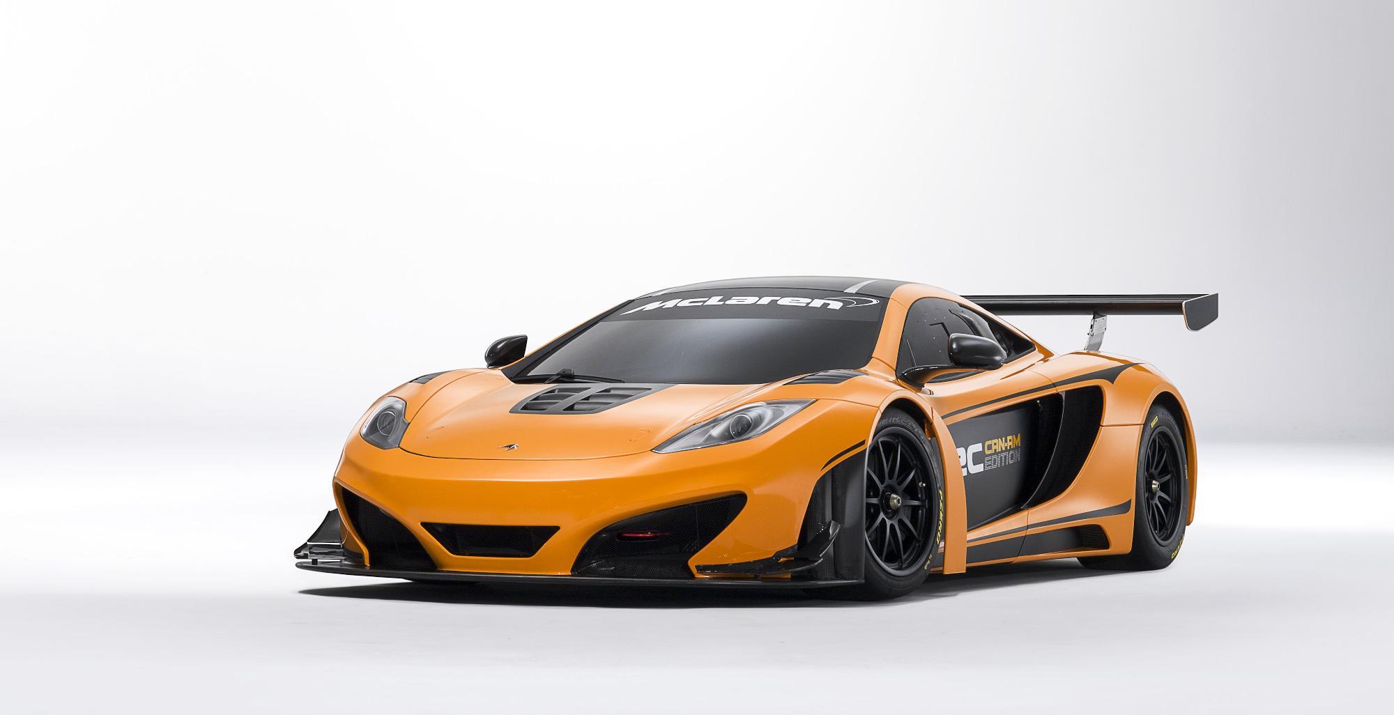 Sports Cars McLAREN C CAN AM EDITION RACING CONCEPT