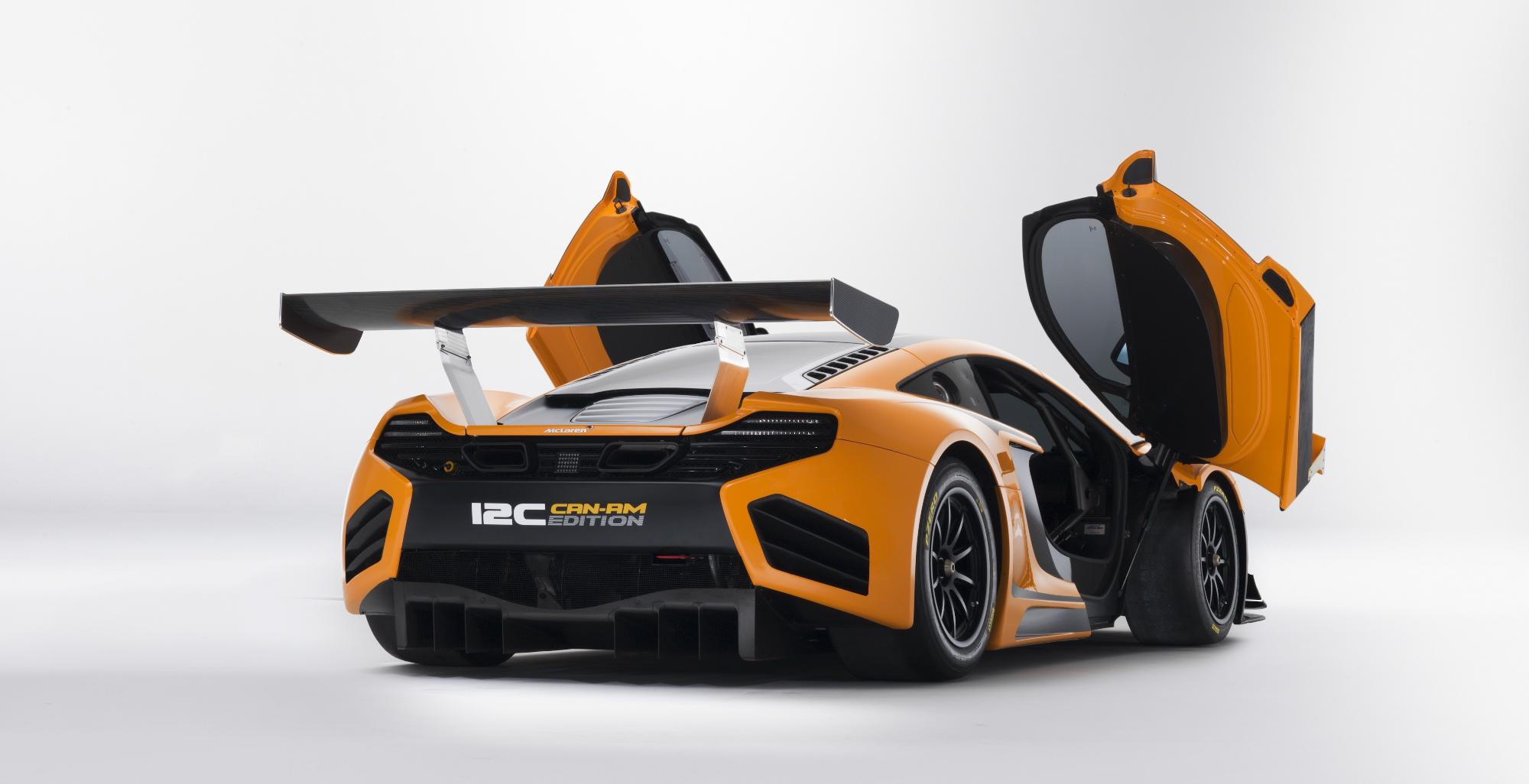 Sports Cars McLAREN C CAN AM EDITION RACING CONCEPT