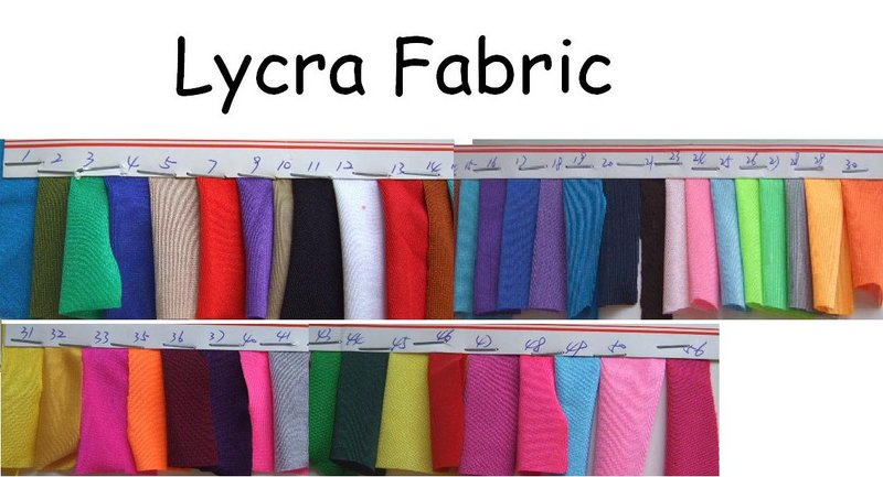 Lycra Fabric Sample Color Me Right Pinterest Fabric samples - chart samples