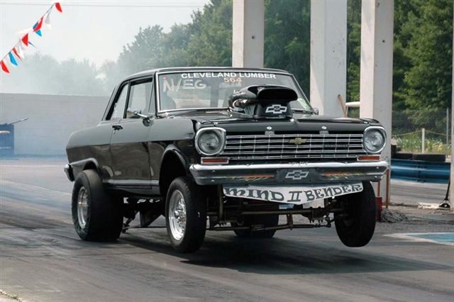 Free Muscle Car Wallpapers For Desktop Photo Mind Bender Ii Chevy Ii Gasser 2 Chevy Ii
