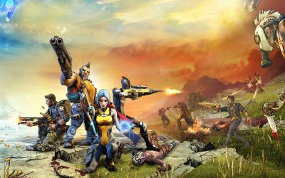 Borderlands 2 Full HD Wallpaper and Background Image | 1920x1200 | ID:306468