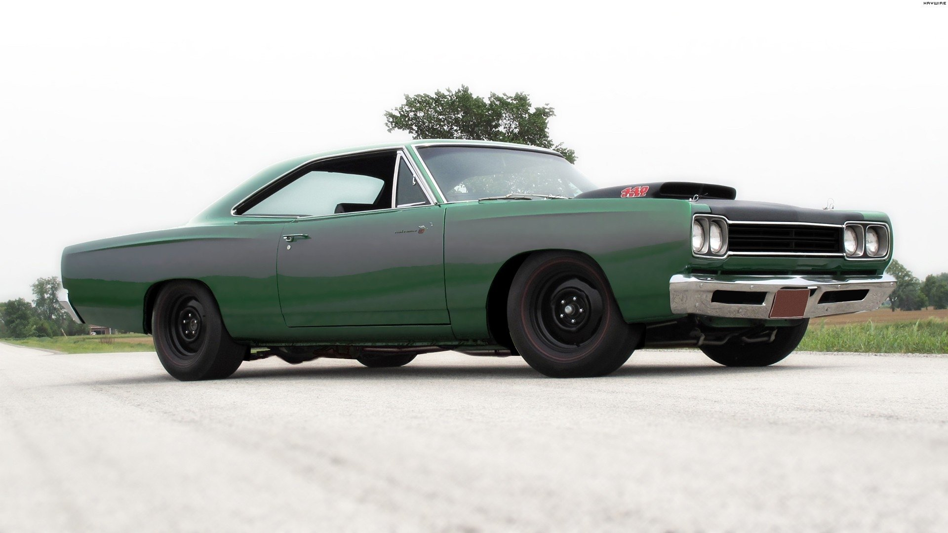 1080p Muscle Car Wallpaper Plymouth Road Runner Full Hd Wallpaper And Background