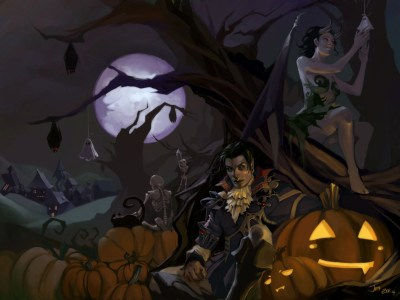 Halloween Full HD Wallpaper and Background Image | 2560x1920 | ID:312810