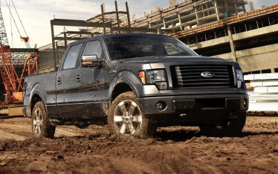 Ford F-150 Full HD Wallpaper and Background Image | 1920x1200 | ID:318099