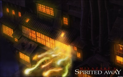 Spirited Away Wallpaper and Background Image   1680x1050   ID:321437 - Wallpaper Abyss