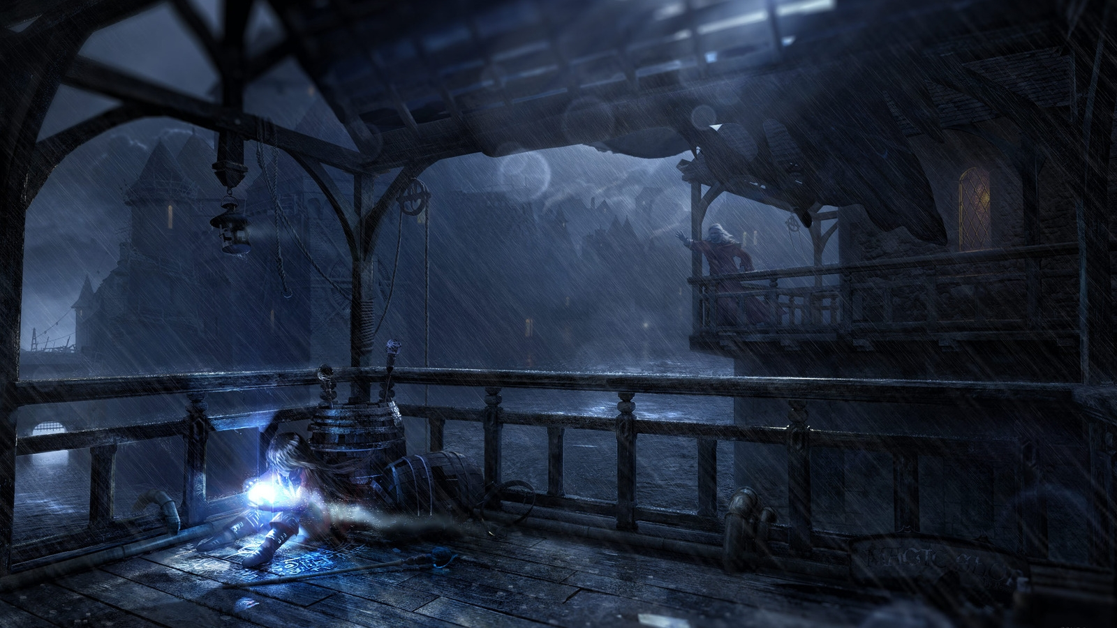 Dark Souls Animated Wallpaper Magic Wallpaper And Background Image 1600x900 Id