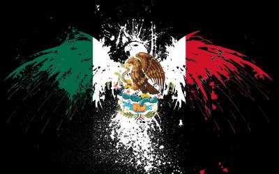 Flag Of Mexico Wallpaper and Background Image | 1600x1000 | ID:333393 - Wallpaper Abyss