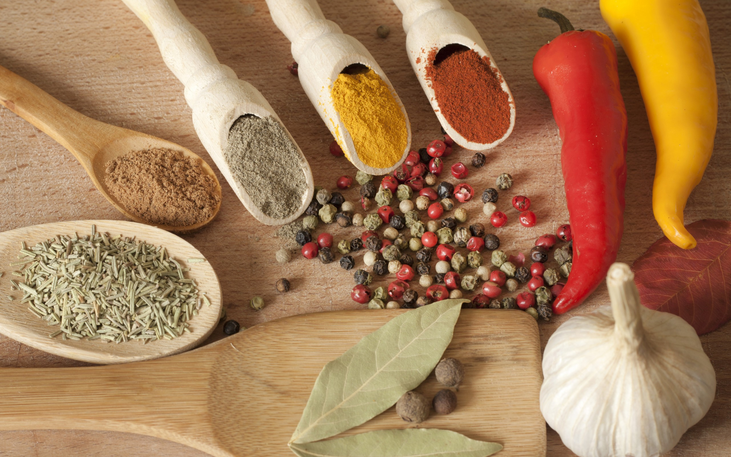 Herbal Wallpaper Herbs And Spices Hd Wallpaper Background Image 2560x1600 Id