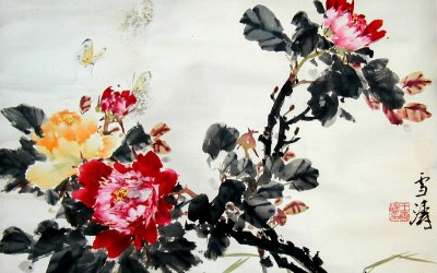 5 Chinese Artwork HD Wallpapers | Backgrounds - Wallpaper Abyss