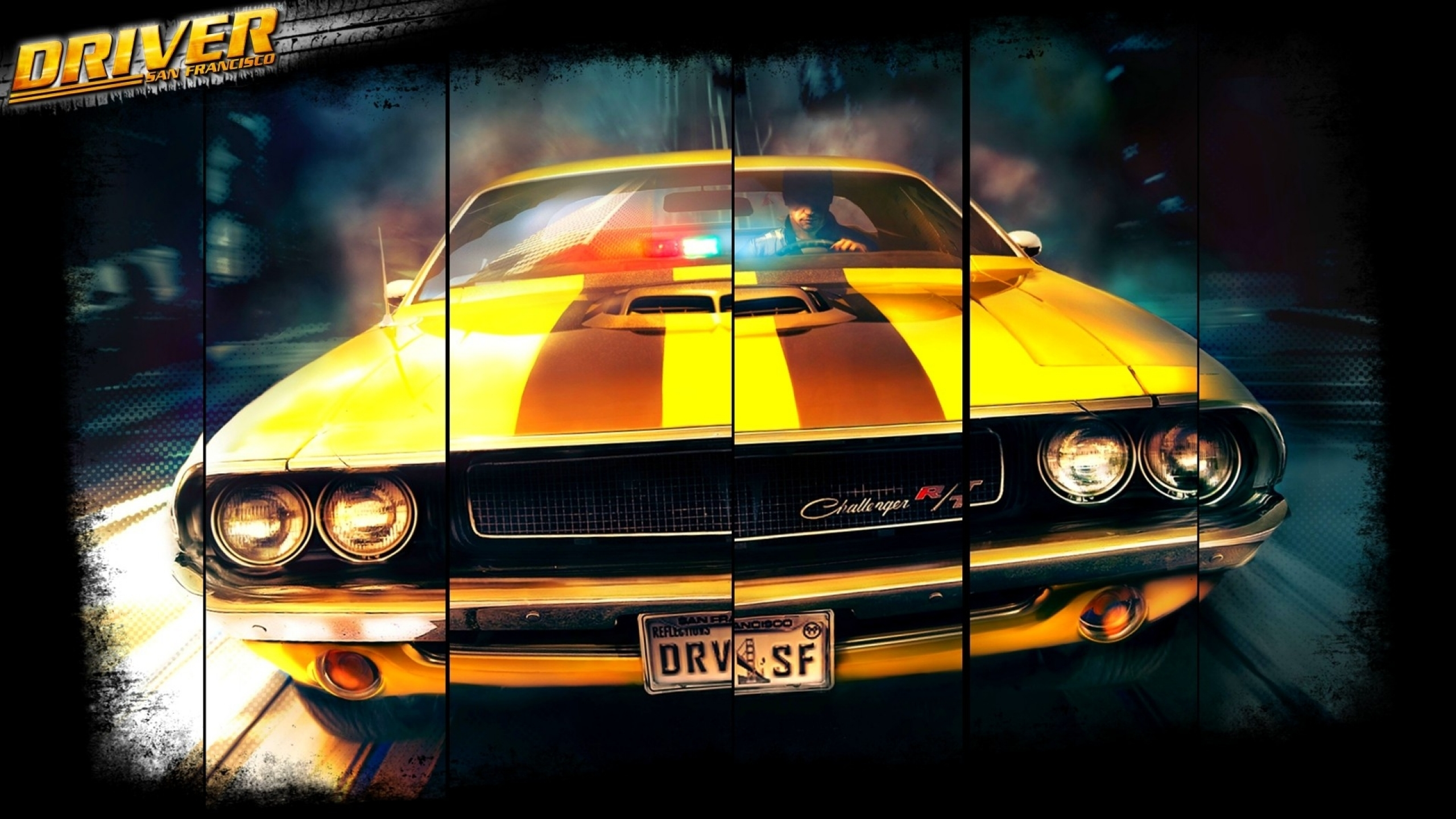 Iphone 6 Plus Muscle Car Wallpaper Driver San Francisco Full Hd Wallpaper And Background