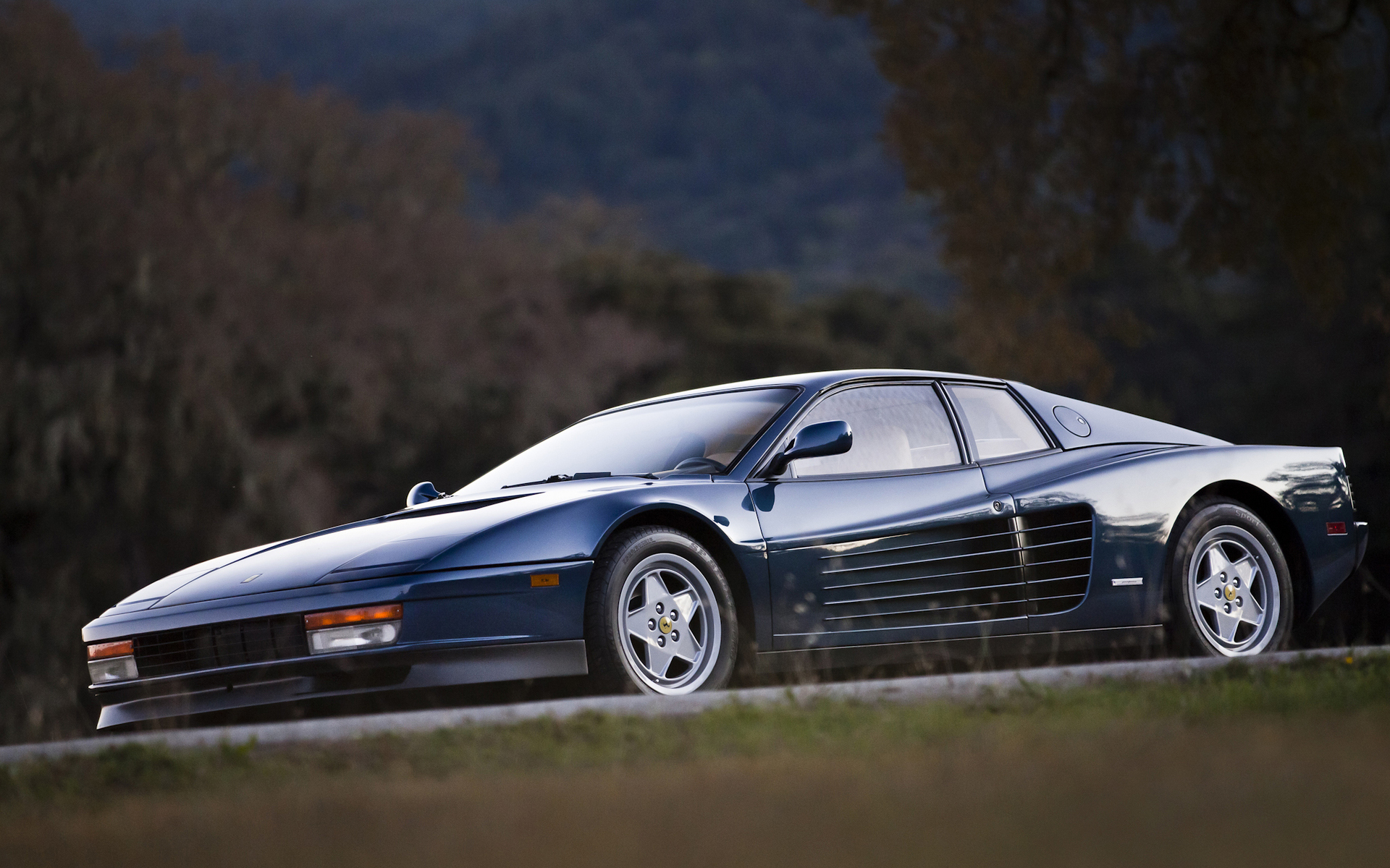 Car Slideshow Wallpaper 5 Ferrari Testarossa Hd Wallpapers Backgrounds