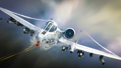 Fairchild Republic A-10 Thunderbolt II Full HD Wallpaper and Background Image | 1920x1080 | ID ...