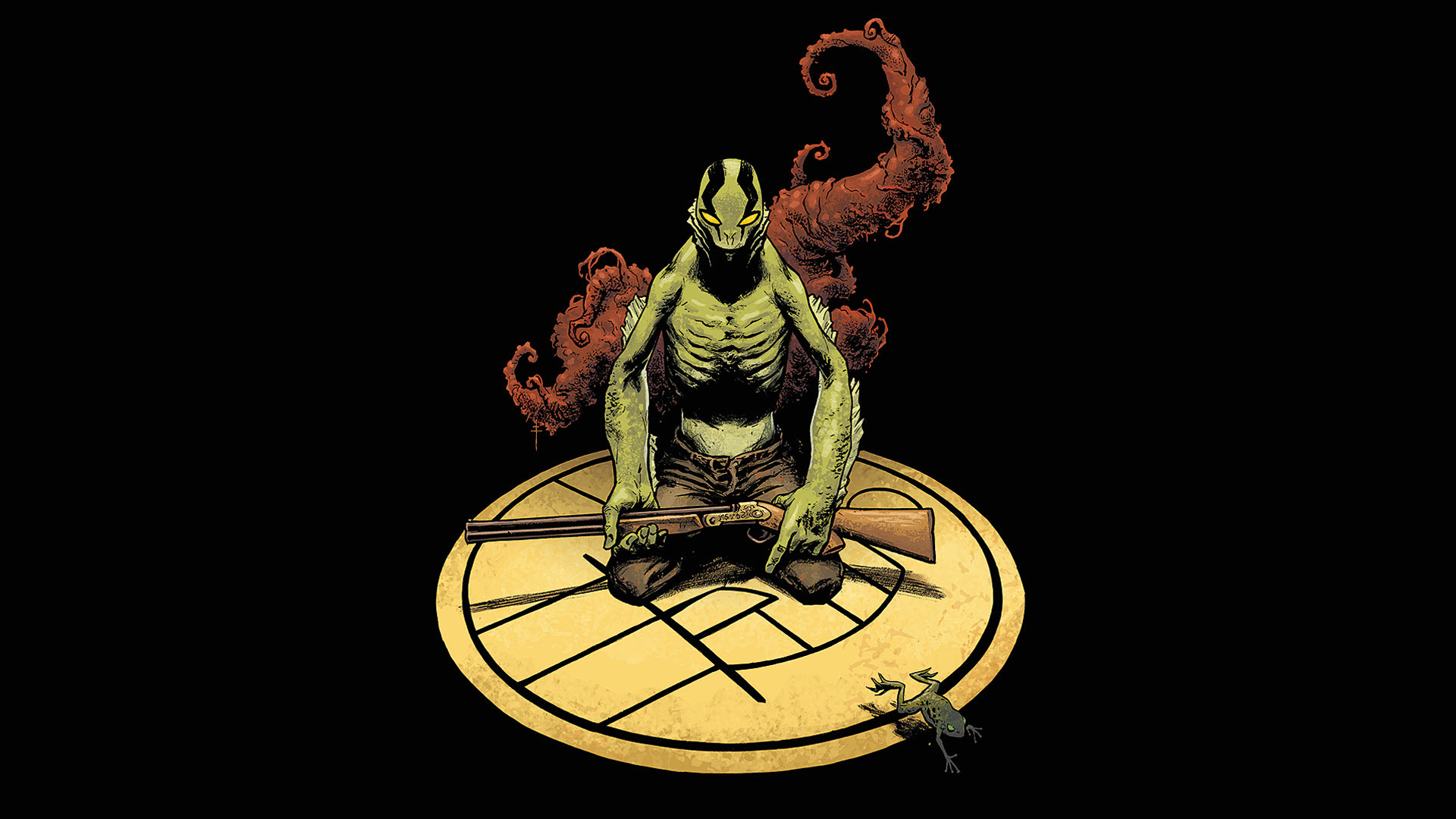 Sad Girl Pic Wallpaper 2 Abe Sapien Dark And Terrible Hd Wallpapers Background
