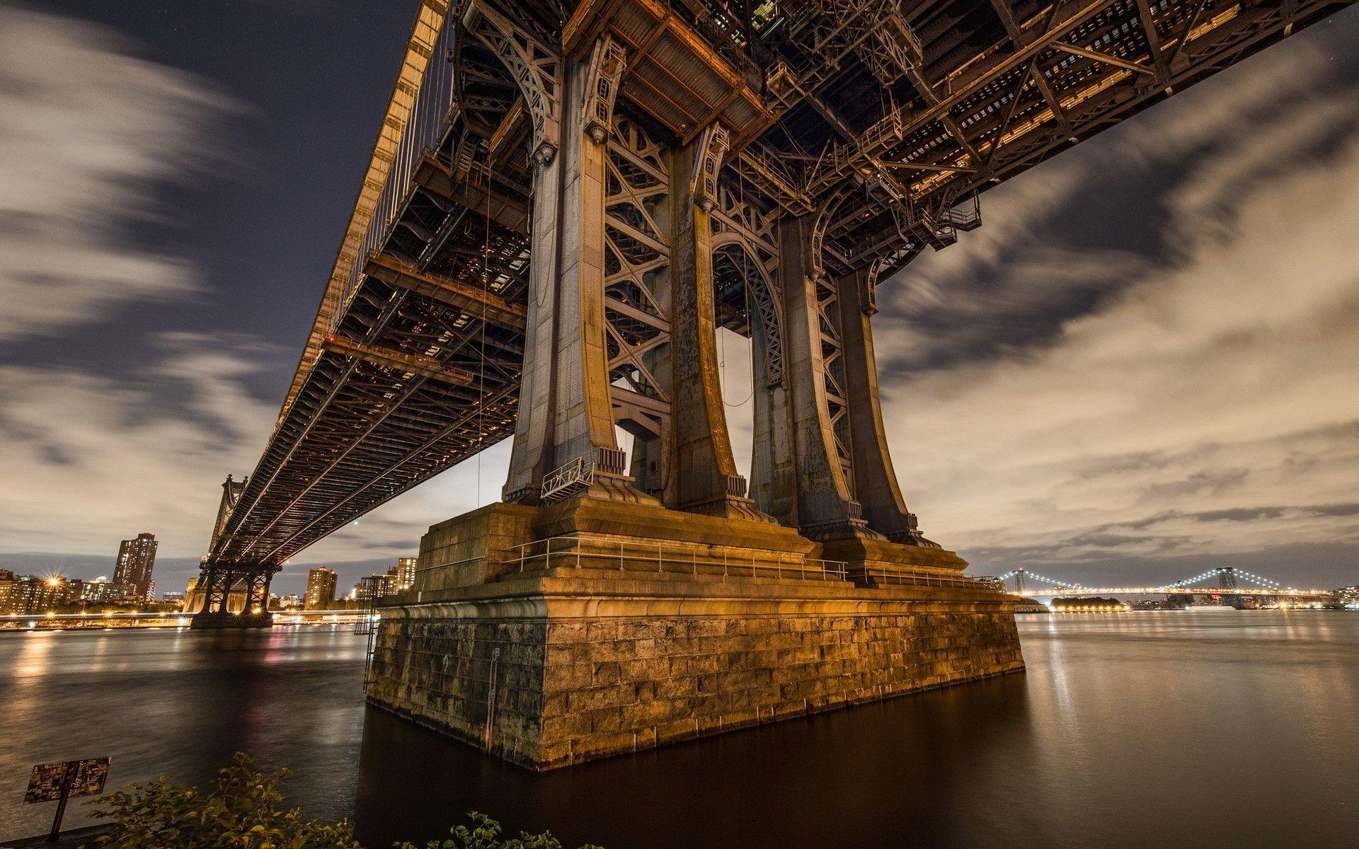 London Hd Wallpaper Iphone 6 Manhattan Bridge Full Hd Wallpaper And Background Image