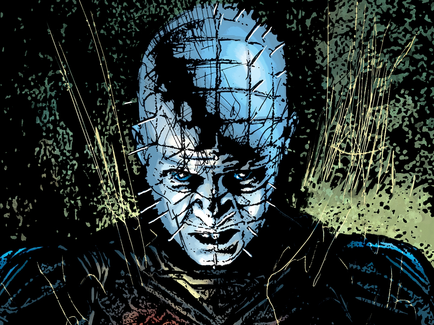 Wallpaper Quotes Iphone 6 Plus Hellraiser Wallpaper And Background Image 1440x1079 Id