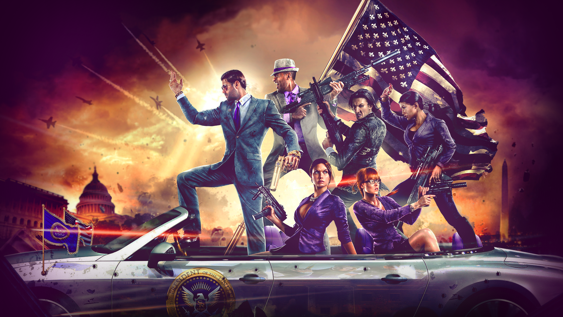 Full Hd Car Logos Wallpapers Saints Row Iv Full Hd Wallpaper And Background 1920x1080