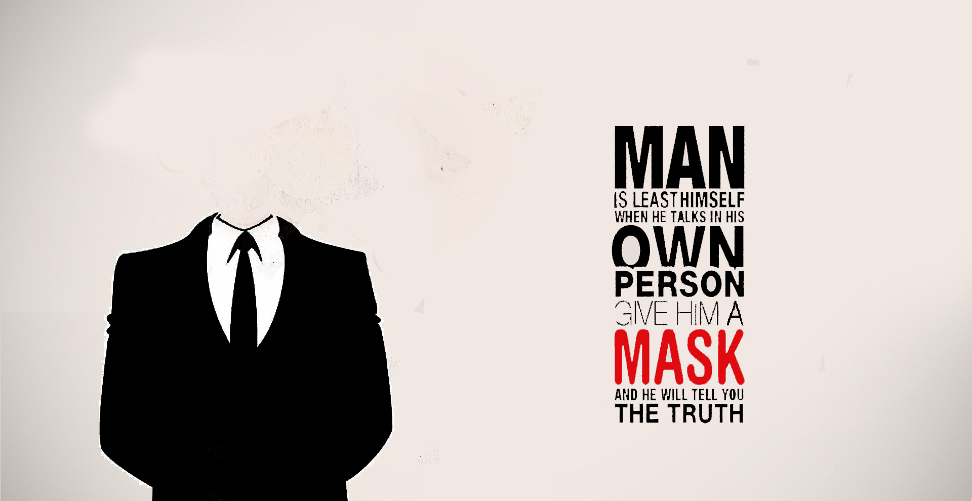 The Dark Knight Joker Quote Wallpaper Anonymous Wallpaper And Background Image 1920x990 Id