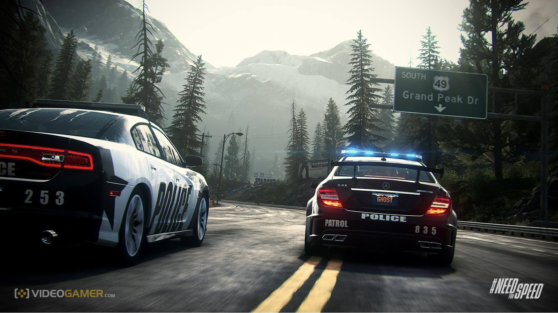 Police Car Chase Wallpaper Need For Speed Rivals Full Hd Wallpaper And Background