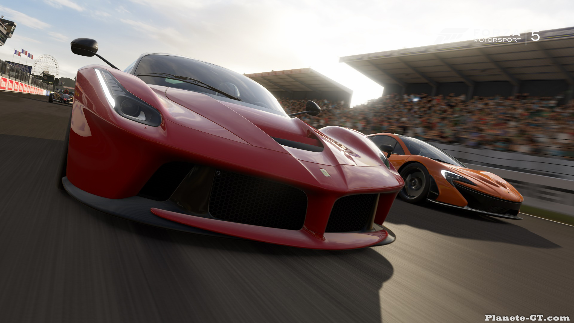 Car Wallpapers 3840x1200 Laferrari Vs P1 Full Hd Wallpaper And Background Image