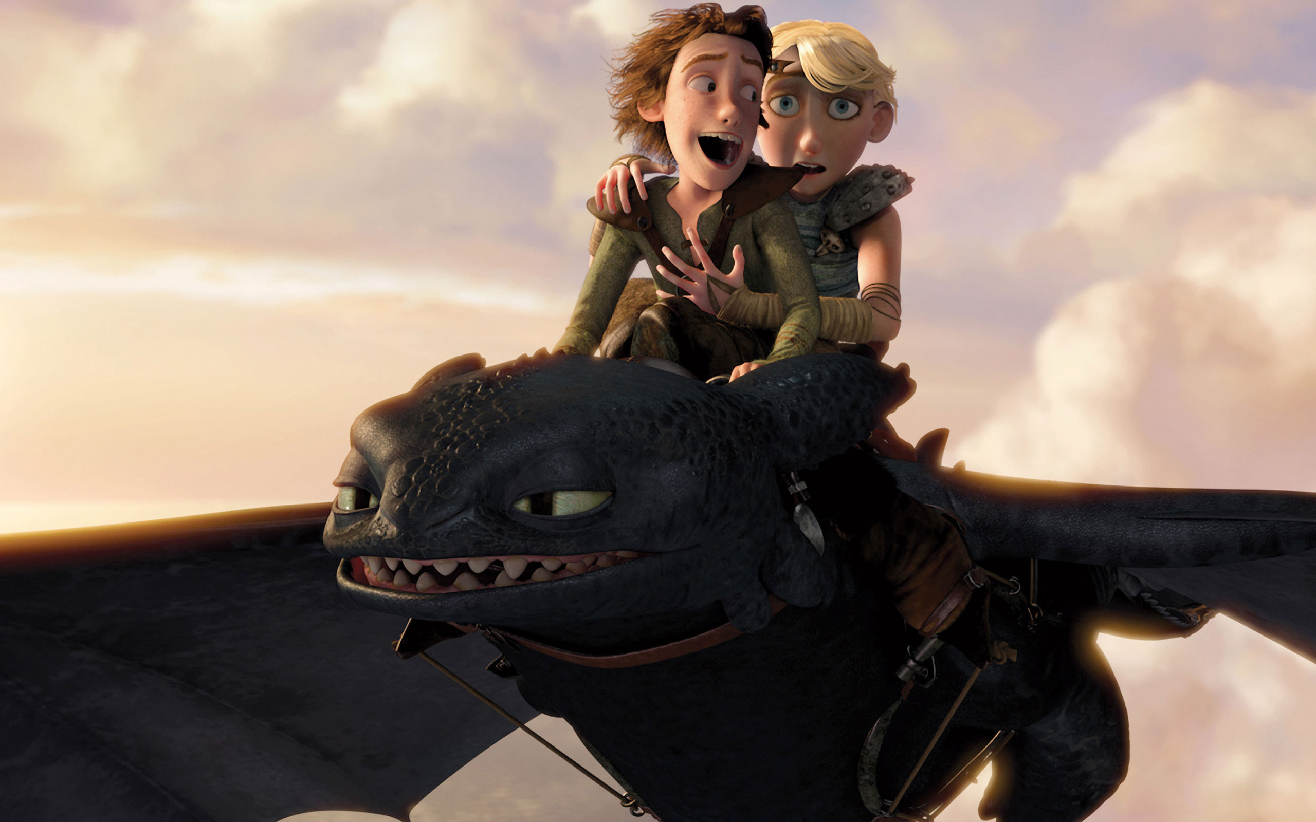 Dragon Toothless Cute Wallpaper How To Train Your Dragon Full Hd Wallpaper And Background