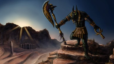 Anubis Full HD Wallpaper and Background Image | 1920x1080 | ID:493114