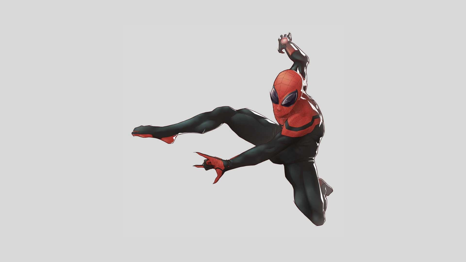 Superman Hd Wallpaper For Iphone 5 Superior Spider Man Full Hd Wallpaper And Background Image