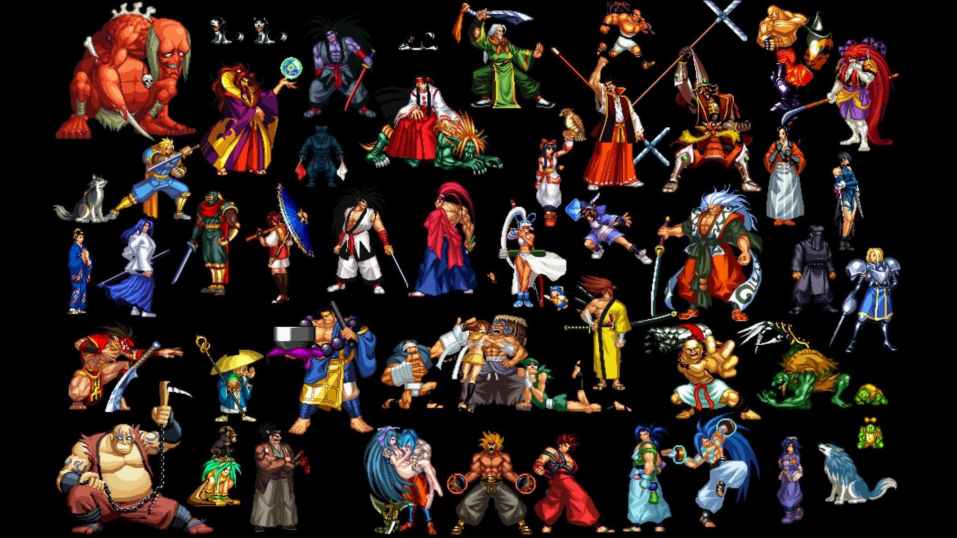 Samurai Wallpaper Iphone 6 Samurai Shodown Papel De Parede Hd Plano De Fundo