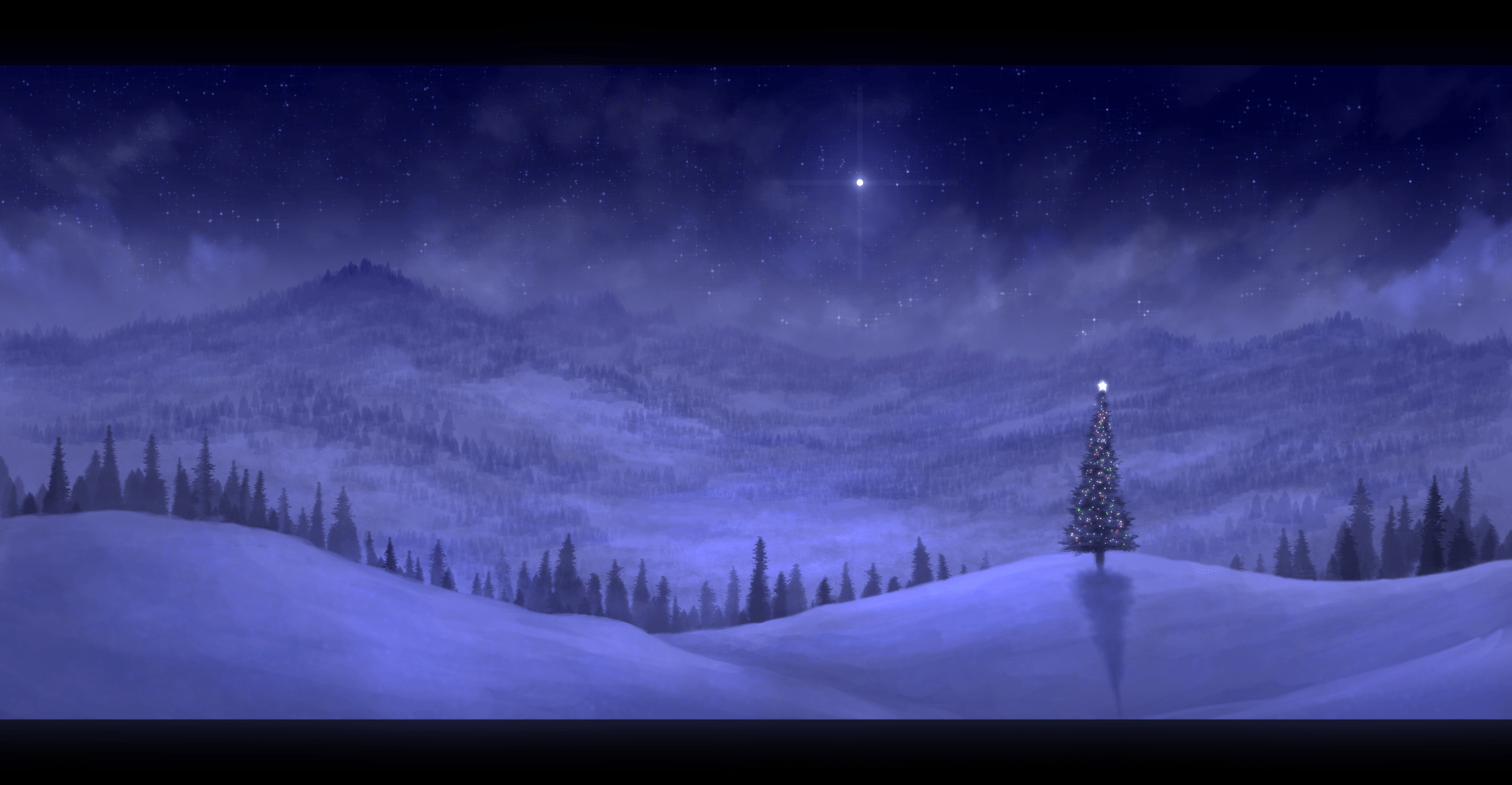 Free Falling Snow Wallpaper Download The Prophecy Full Hd Wallpaper And Background Image