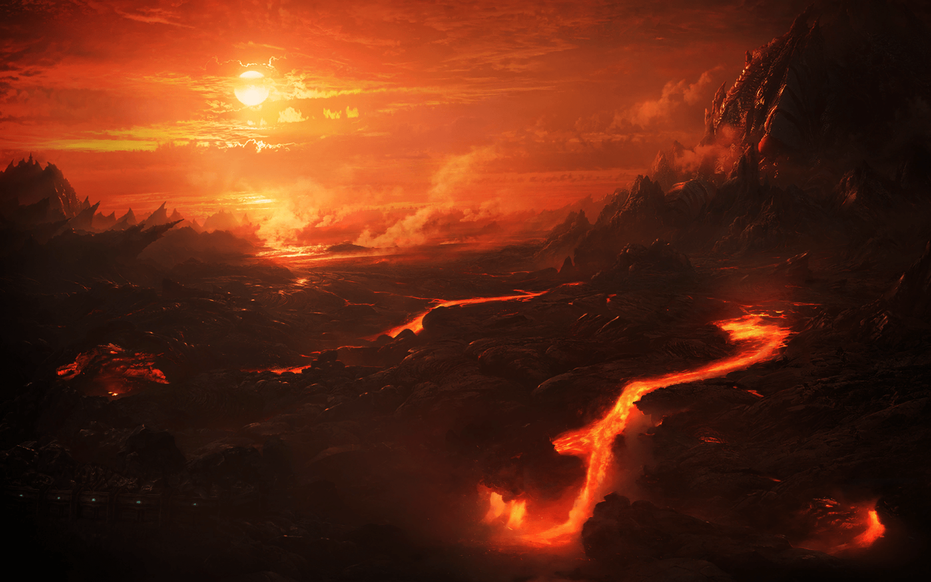 Lg Animated Wallpaper Starcraft Ii Full Hd Wallpaper And Background 1920x1200