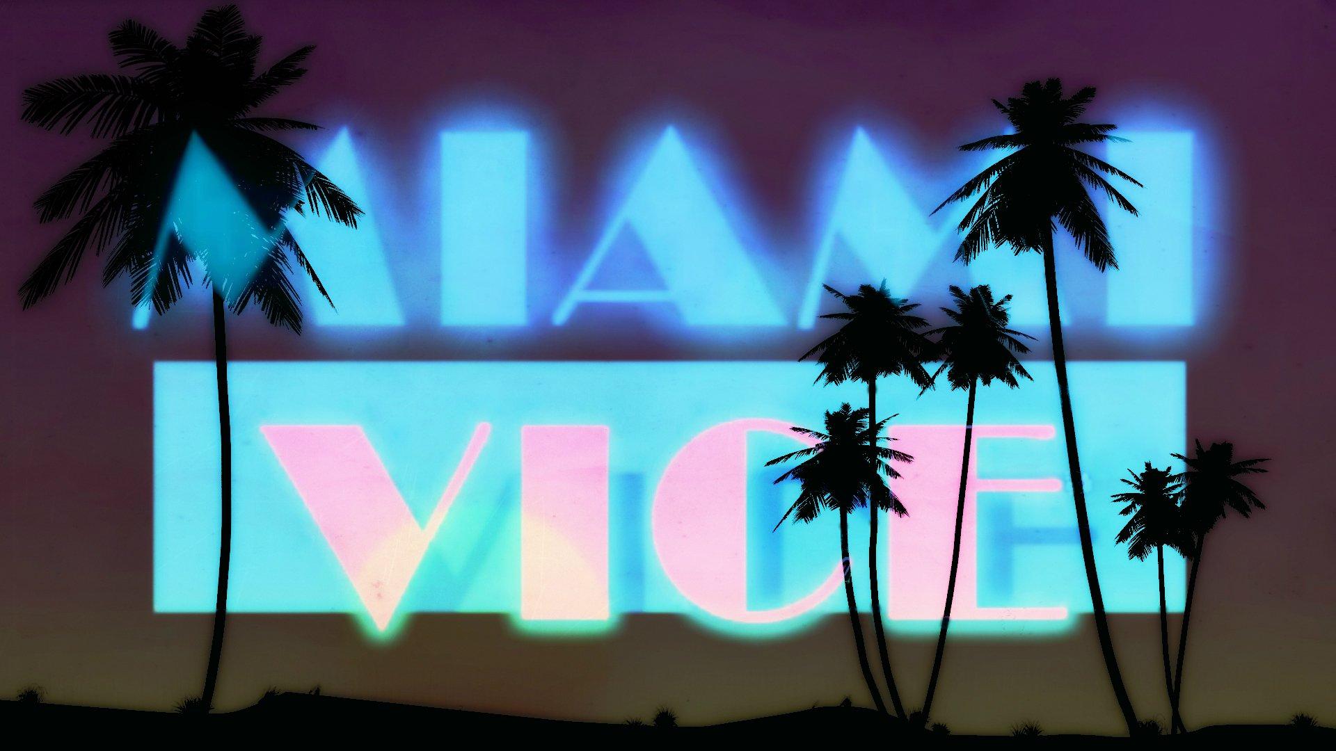 Hotline Miami Iphone Wallpaper Miami Vice Hd Wallpaper Background Image 1920x1080