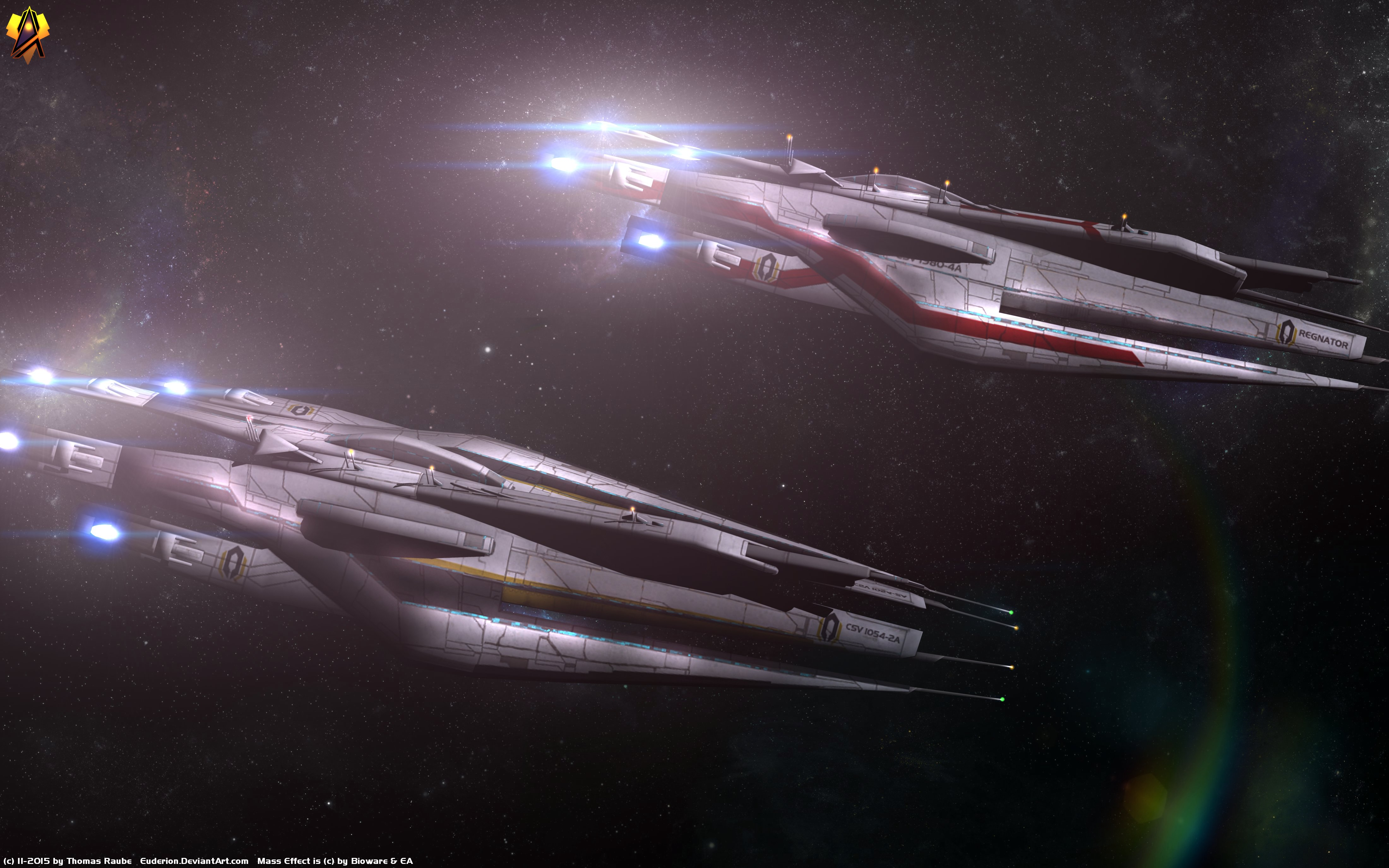 Andromeda Galaxy Wallpaper Iphone Cerberus Command Ships 4k Ultra Hd Wallpaper And