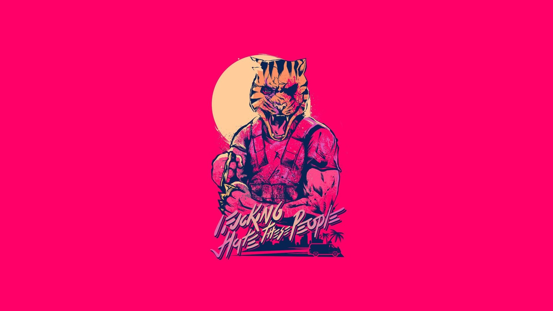 Hotline Miami Iphone Wallpaper Hotline Miami 2 Wrong Number Hd Wallpaper Background