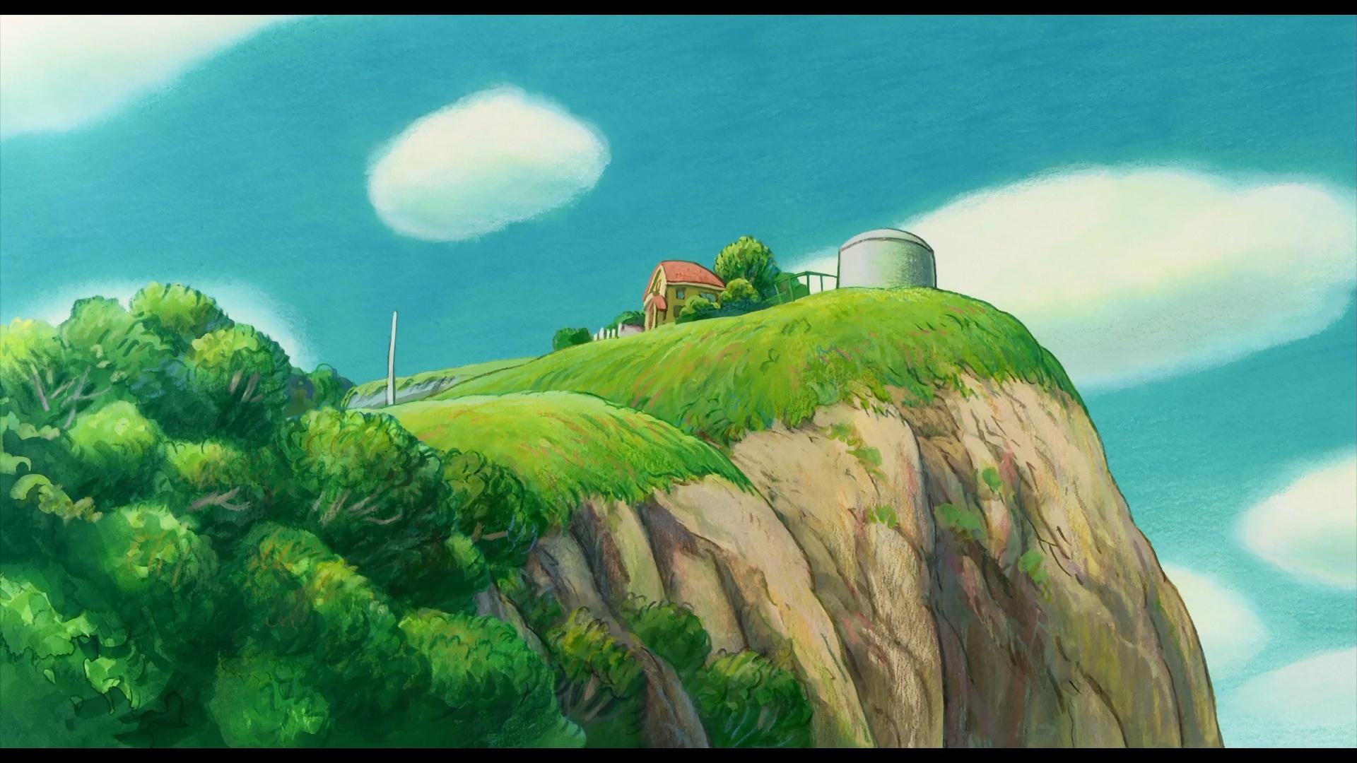Anime Wallpaper Hd 1680x1050 悬崖上的金鱼姬 高清壁纸 桌面背景 1920x1080 Id 690691 Wallpaper Abyss