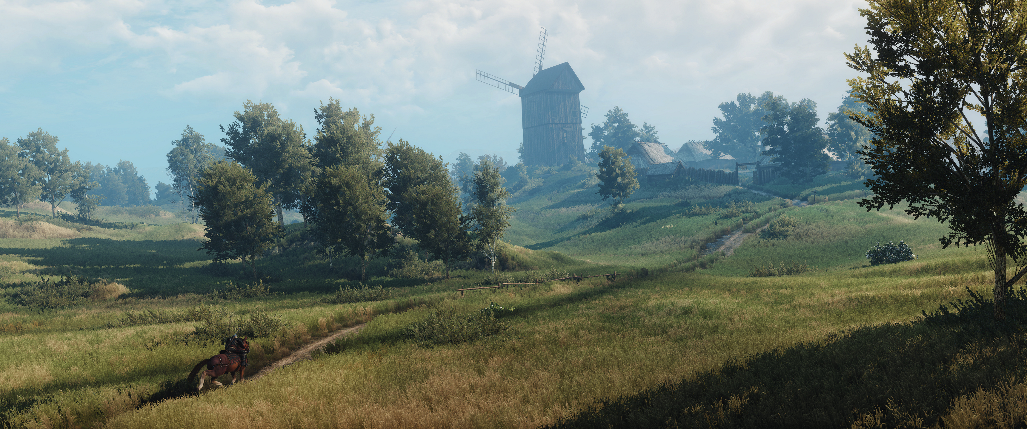 Big 3d Wallpapers For Desktop The Witcher 3 Wild Hunt Full Hd Wallpaper And Background